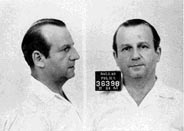 Jack Ruby booking photo, 24 Nov 1963.