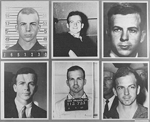 Photos of Lee Harvey Oswald (HSCA Exhibit 386)