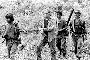 The 1986 shoot-down and capture of CIA pilot Eugene Hasenfus broke the Iran-Contra story