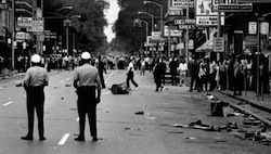 1967 race riots in Detroit