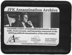 JFK Assassination Archive Disk