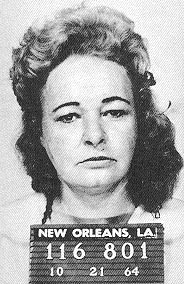 Rose Cherami. New Orleans arrest photo.
