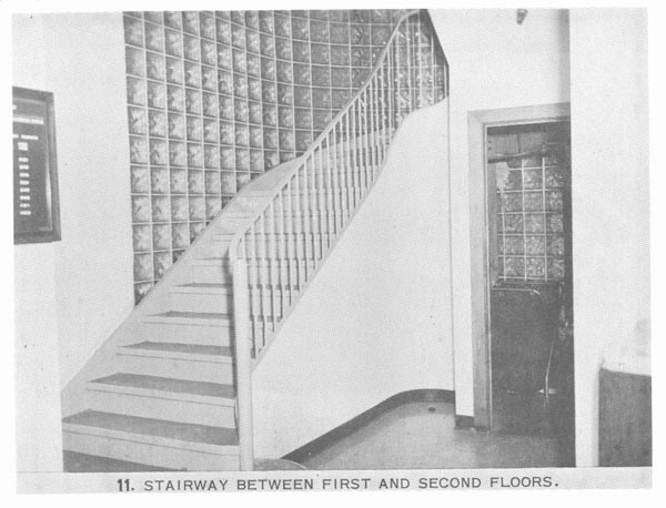 Image result for the stairs of the Texas School Book Depository